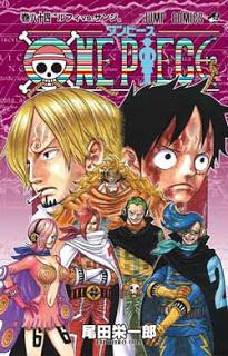 One Piece Manga Tomo 84