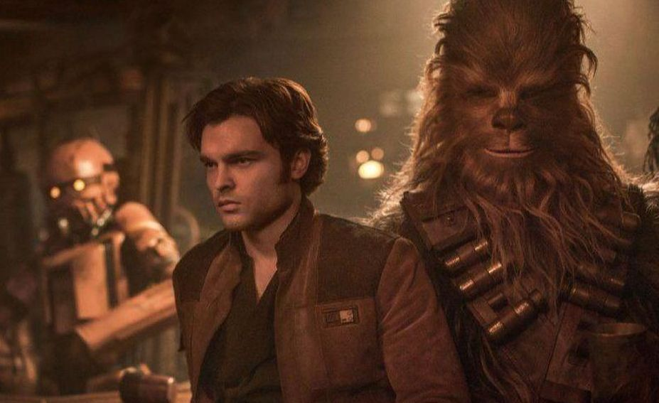 Now That Were Starting To Get Used The Idea Of Having A New STAR WARS Movie Every Year Heres Highly Anticipated Young Han Solo Adventure Which