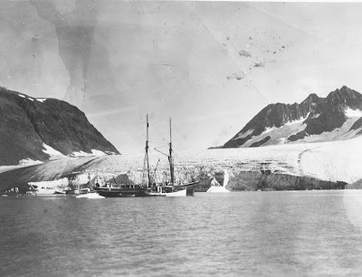 Discovery of historical photos sheds light on Greenland ice loss
