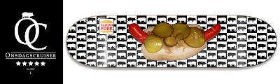 onsdagscruiser skateboard jason lee hot-dog aalborg blind roundwall burger