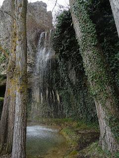 Cascada de La Coladera