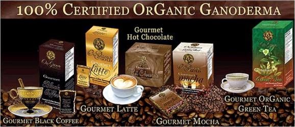 Coffee Organo Gold