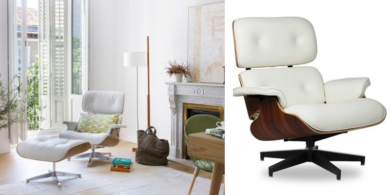 Silla Eames Lounge Chair de Charles & Ray Eames en Superestudio.com