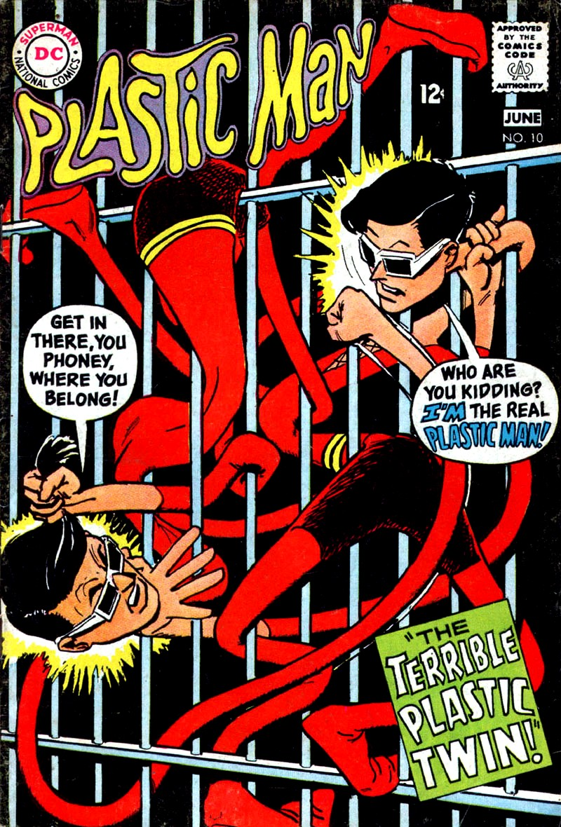 Plastic Man (1966) issue 10 - Page 1