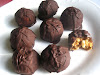 Not-So-Guilty Chocolate Peanut Butter Balls