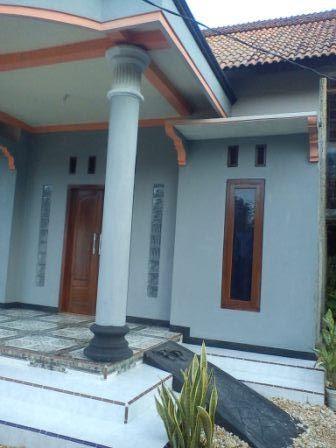 gambar desain rumah gaya klasik, megah dan modern