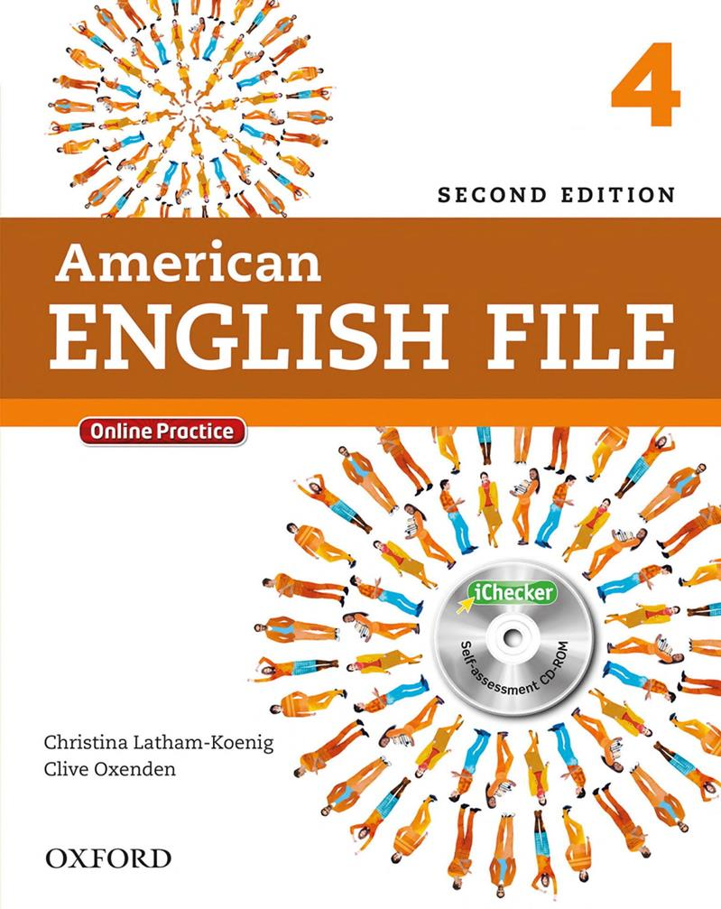 American English File 4, 2nd Edition – Oxford