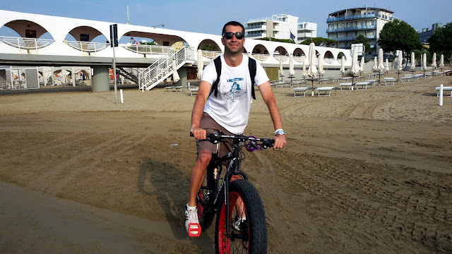 fat bike a lignano