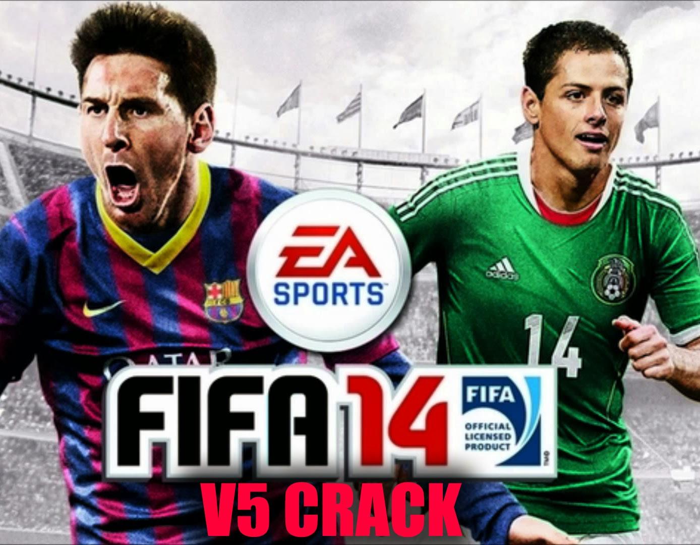 Redtail Pc Fifa 14 V5 Crack