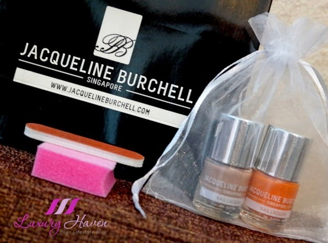 bellabox beauty event jacqueline burchell nail laquer review