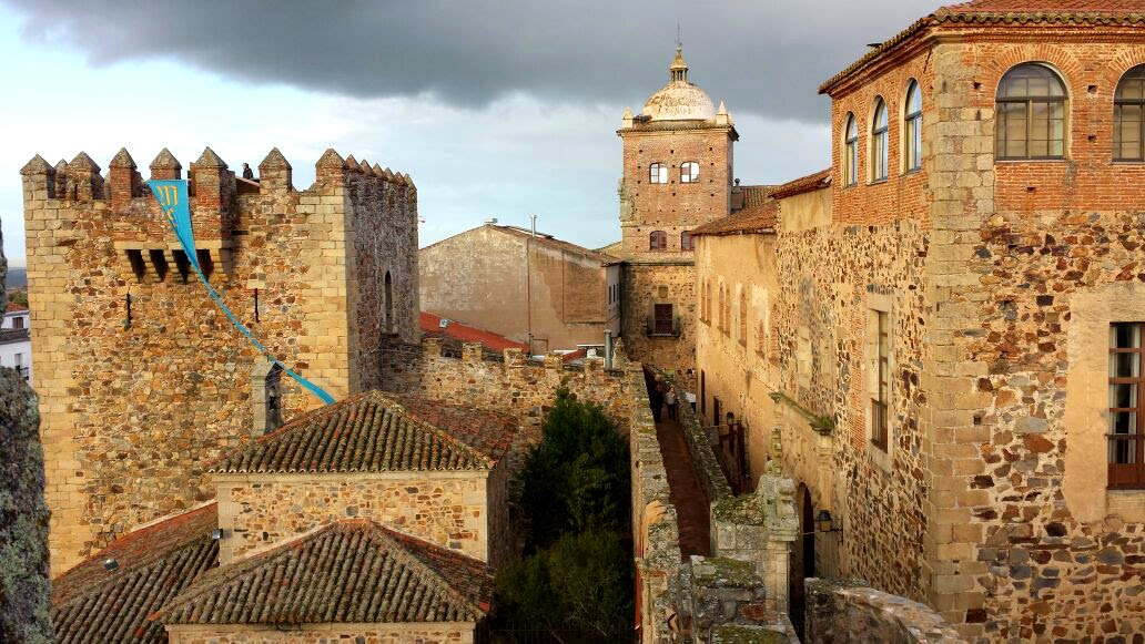 Caceres monumental