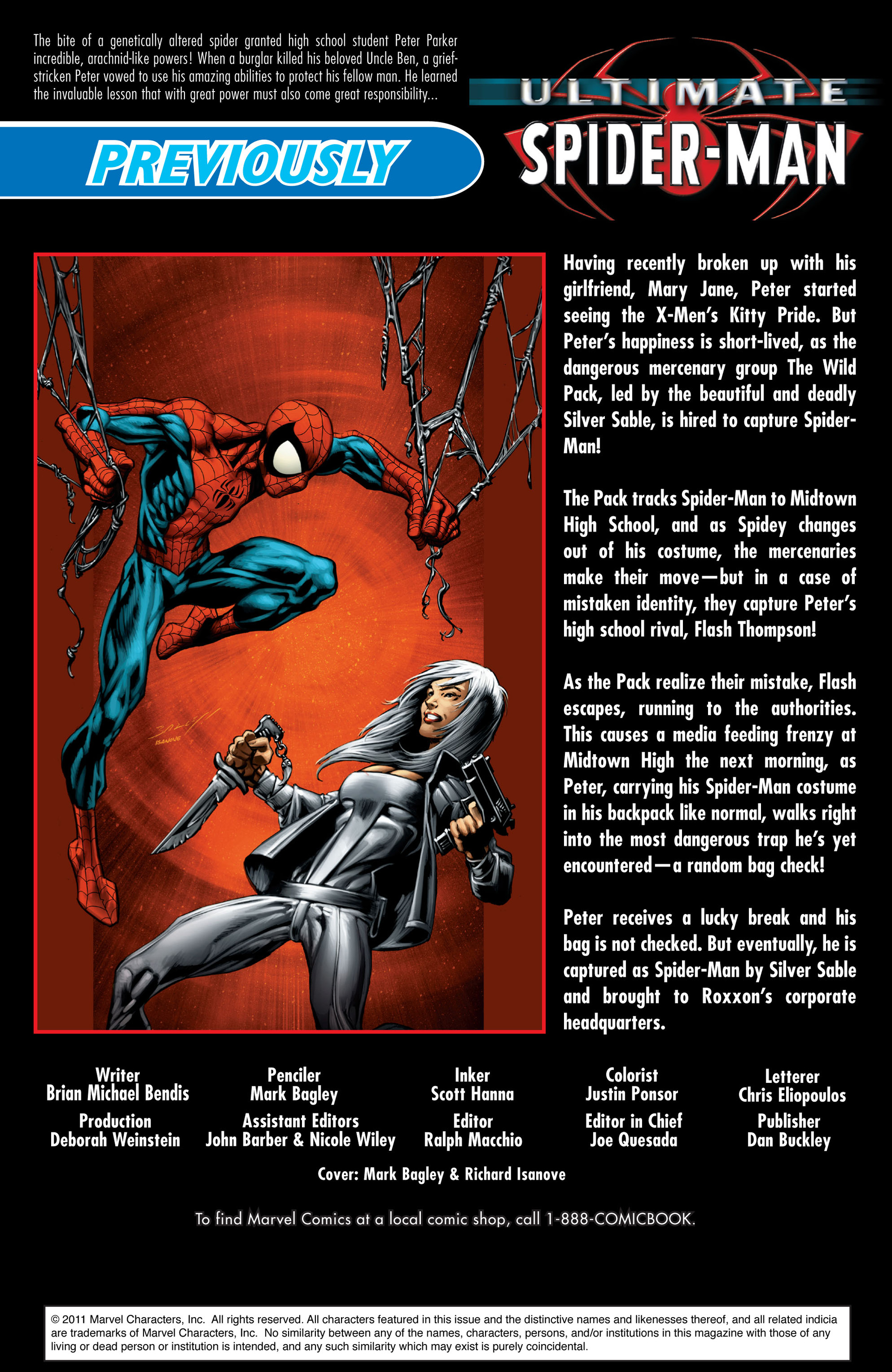 Read online Ultimate Spider-Man (2000) comic -  Issue #89 - 2