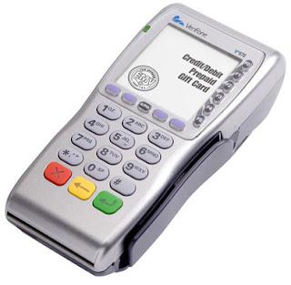 terminal punto de venta datafono verifone vx670