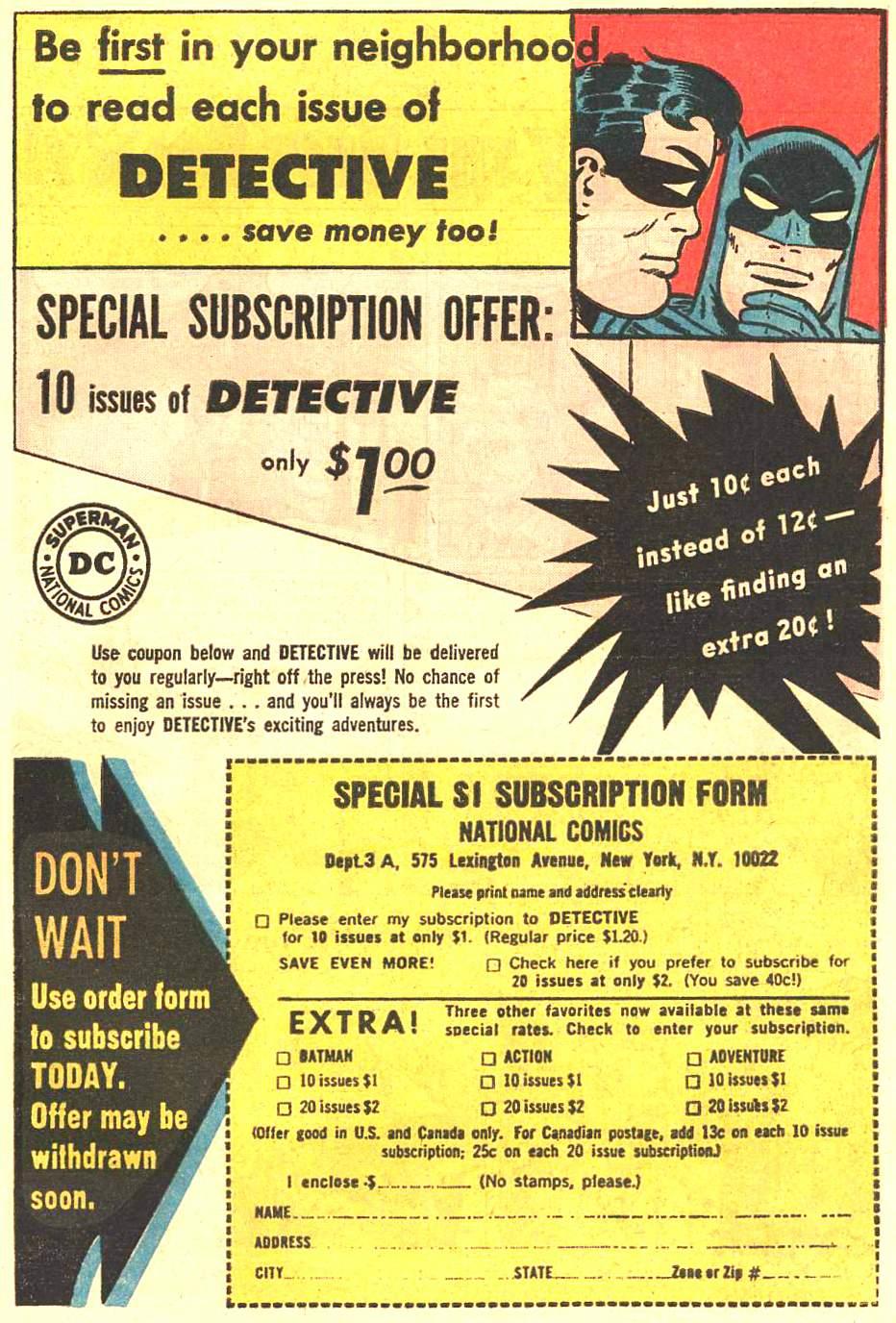 Detective Comics (1937) 333 Page 33