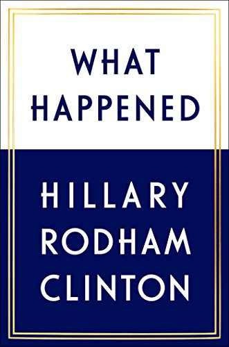 what-happend-by-hillary-clinton-book