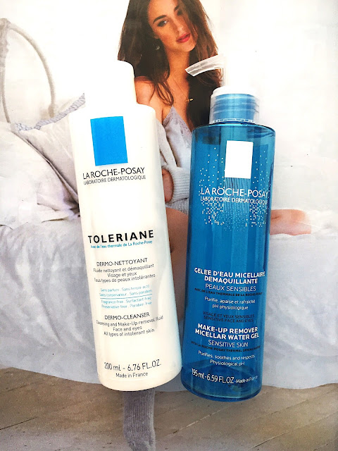 La Roche Possay Cleasers review