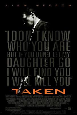 Sinopsis film Taken (2008)