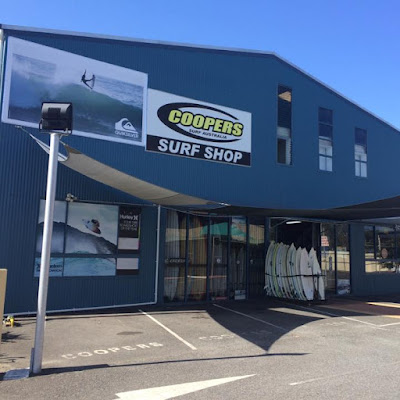 Coopers Surf Australia Jetty Store