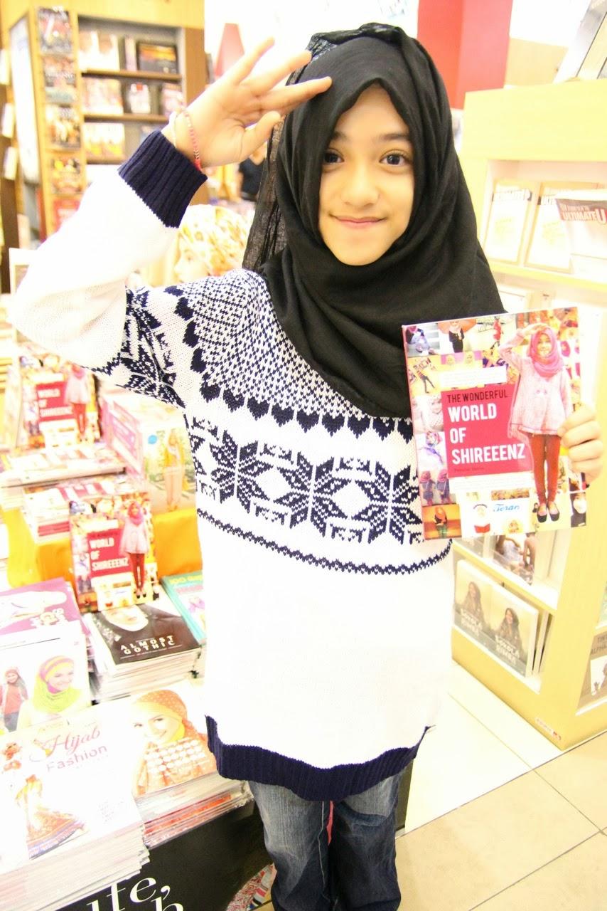 Cara Memakai Hijab Ala Shireeenz Tutorial Hijab