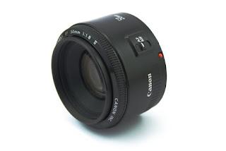 Hati - Hati banyak beredar lensa 50mm f1.8 canon palsu dengan harga murah
