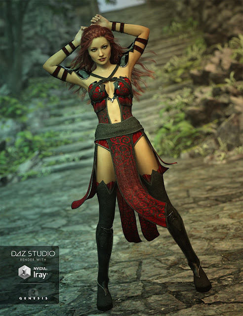 Wicked for Genesis 3 Female