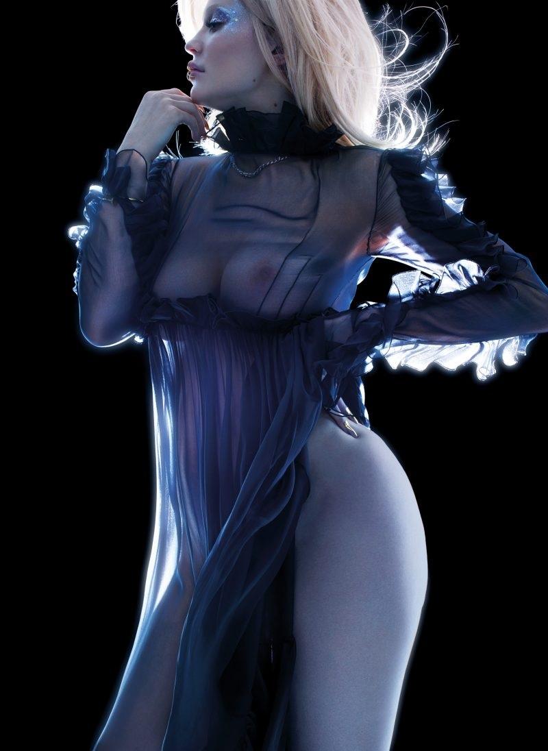 NSFW: Kylie Jenner in V Magazine