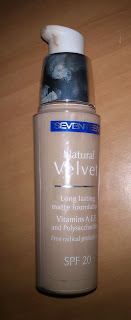 natural velvet foundation