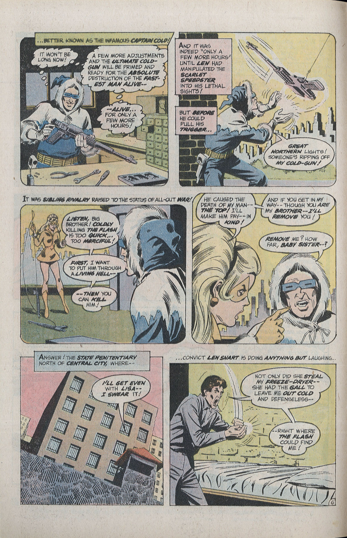 The Flash (1959) issue 251 - Page 10