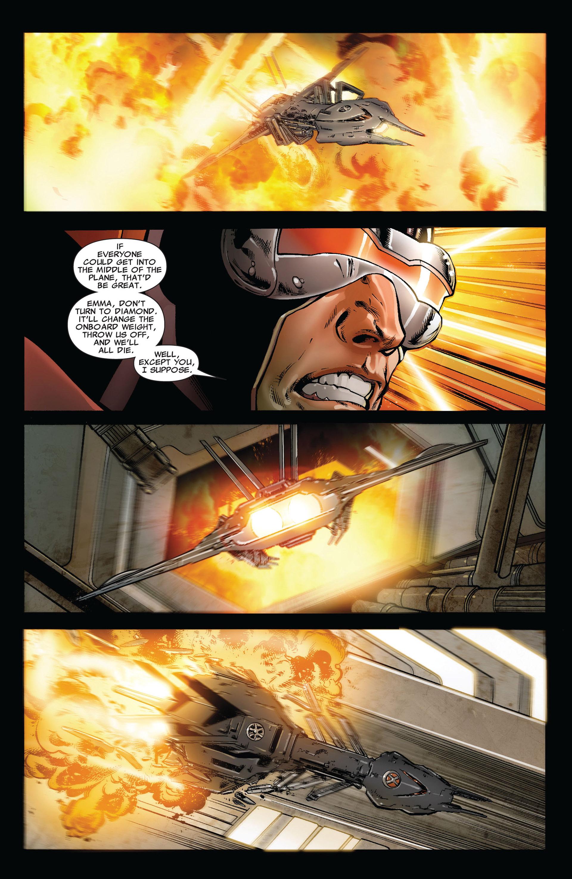 Read online Astonishing X-Men (2004) comic -  Issue #35 - 7