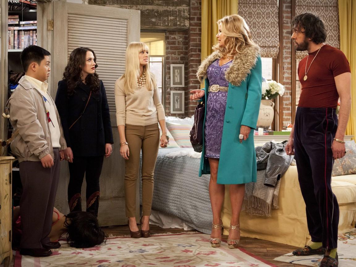 2 Broke Girls - Season 2 Episode 20: And the Big Hole