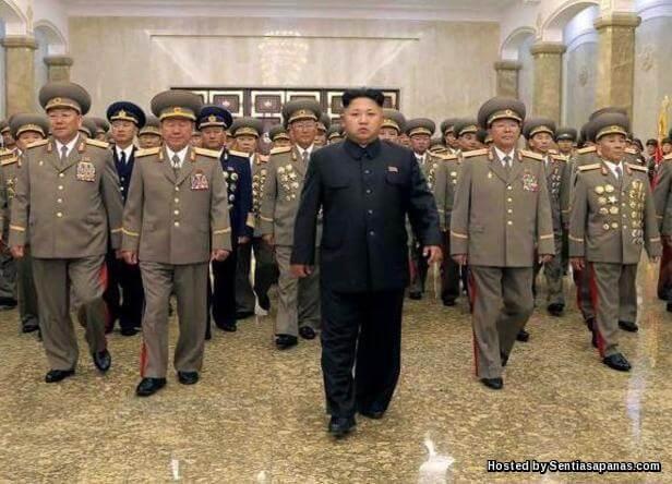 North Korean Agent
