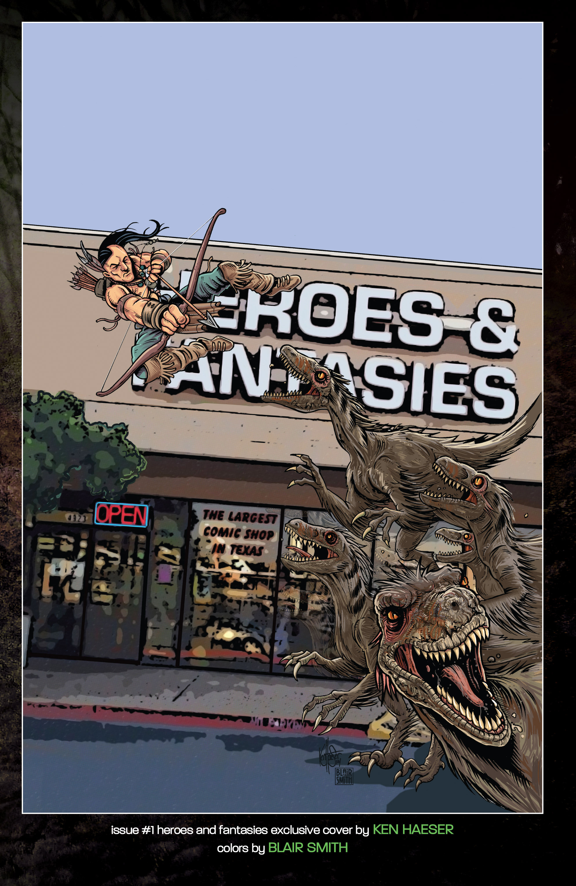 Read online Turok: Dinosaur Hunter (2014) comic -  Issue # _TPB 1 - 124