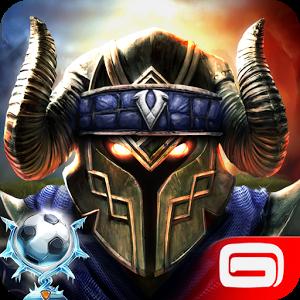 تحميل لعبة Dungeon Hunter 5 v2.1.0g MOD APK + Data مهكرة مجانا للأندرويد
