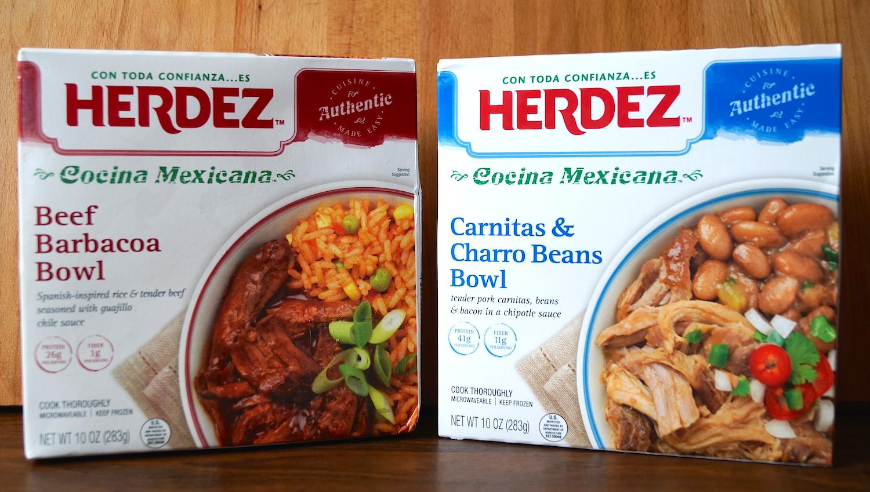 Platos de Cocina Mexicana de Herdez  Mi Cocina Rpida