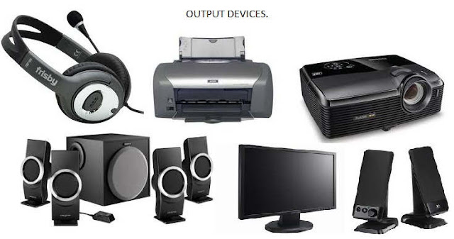 Perangkat Output Beserta Fungsinya (Output Device)