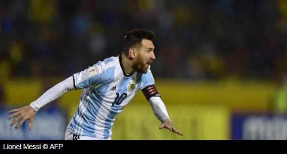 "alt=""Messi hopes all his hard work during this time will be paid off when he defends Argentina"""