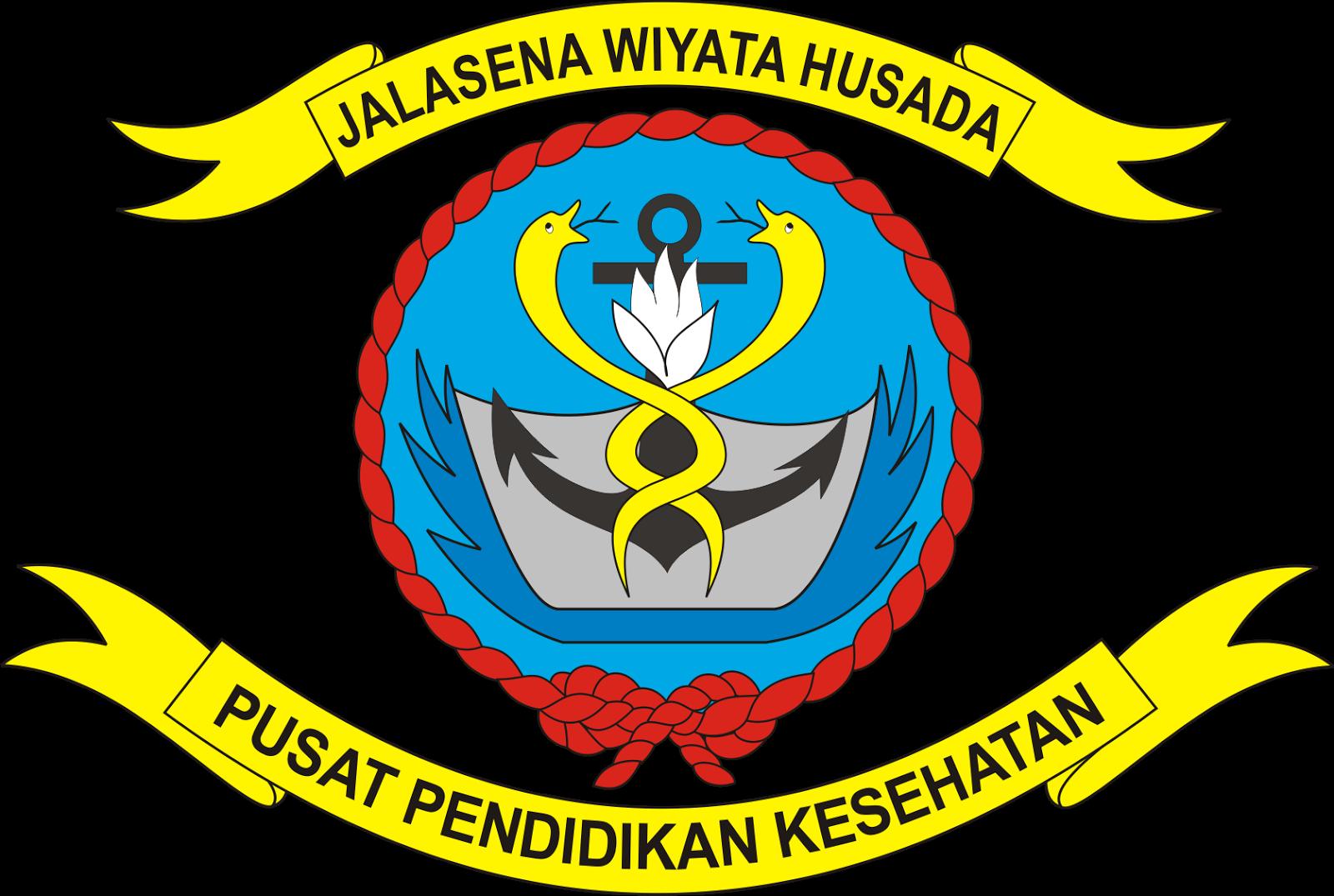 logo pusat pendidikan kesehatan pusdikkes kobangdikal