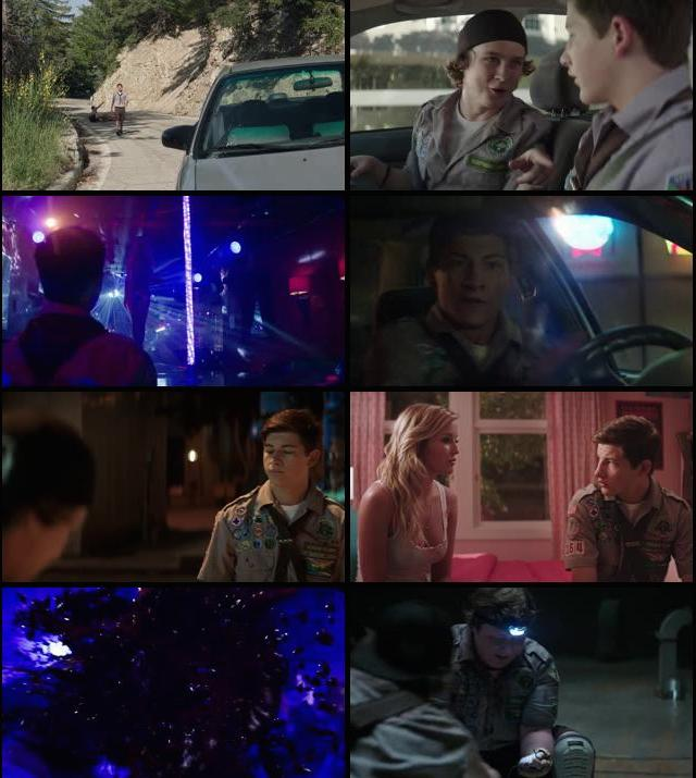 Scouts Guide to the Zombie Apocalypse 2015 English 720p WEB-DL 700MB ESubs