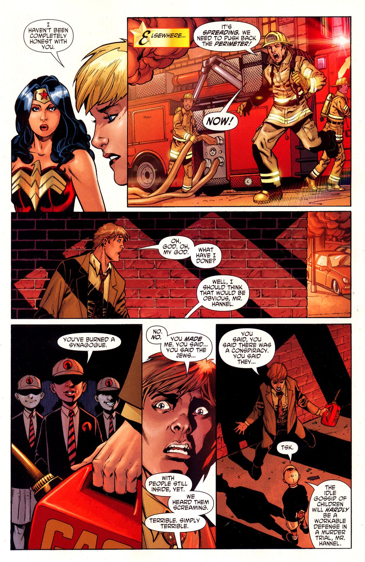 Read online Wonder Woman (2006) comic -  Issue #40 - 12