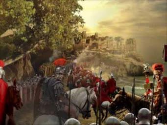 ricerca sulle guerre puniche. Storia di Roma