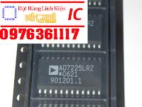 IC AD7225LRZ chuyên đổi tín hiệu