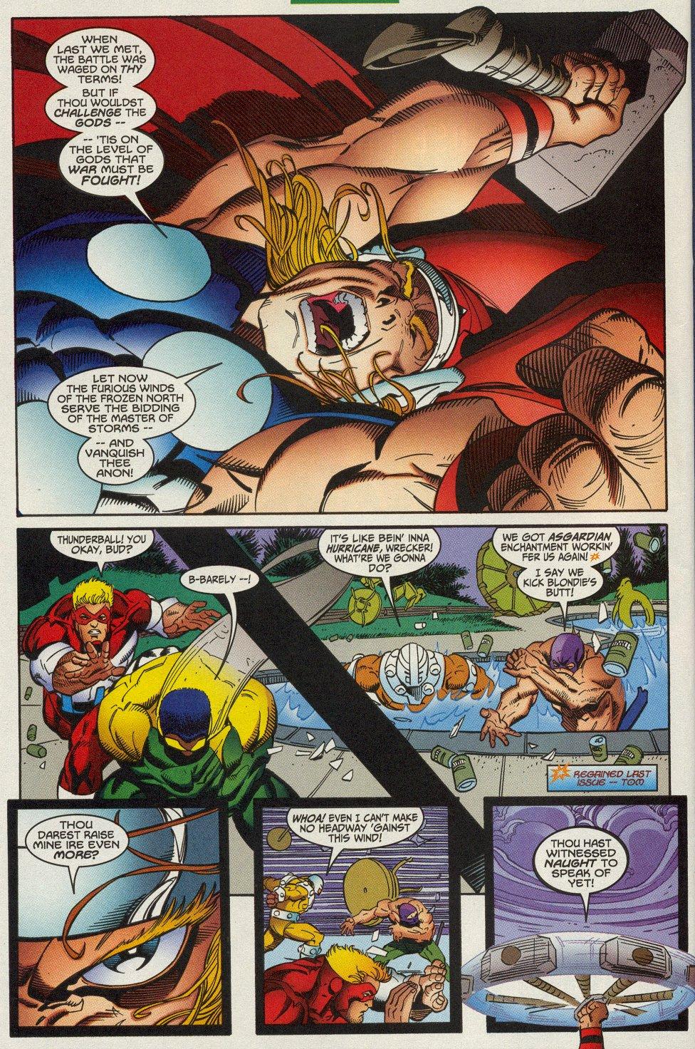 Thor (1998) Issue #29 #30 - English 20