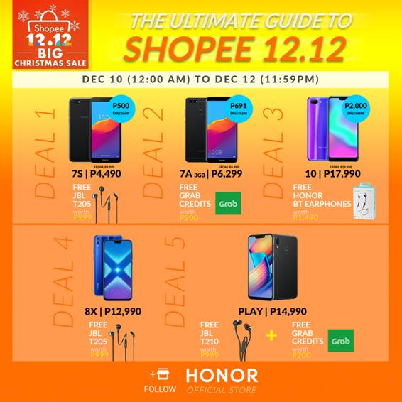 Shopee 12.12 Big Christmas Sale