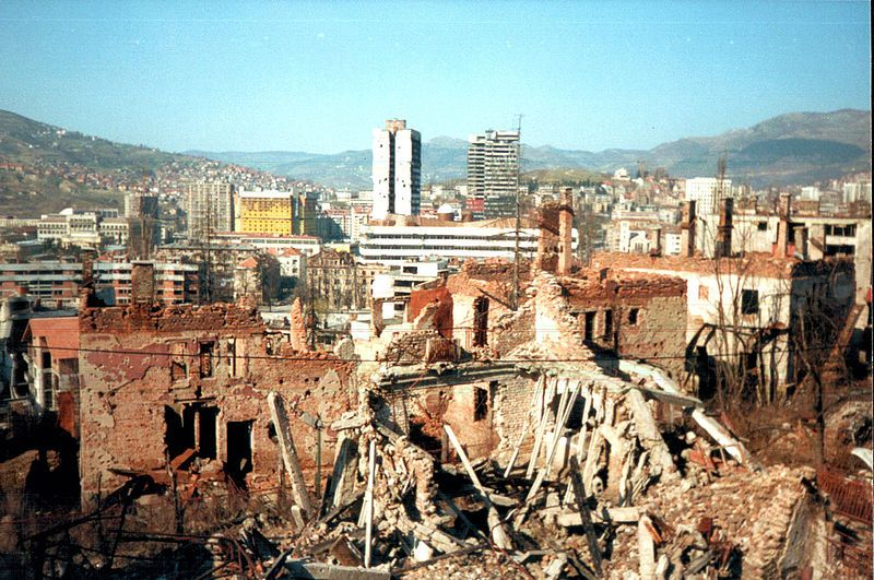 Guerra da Bósnia (1992-1995)