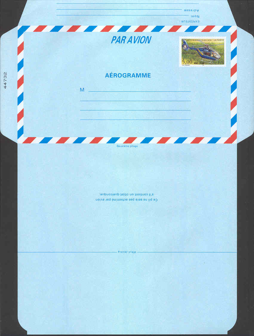 Tom'nDian Thornton's Spot: Airmail - Par Avion letter writing.