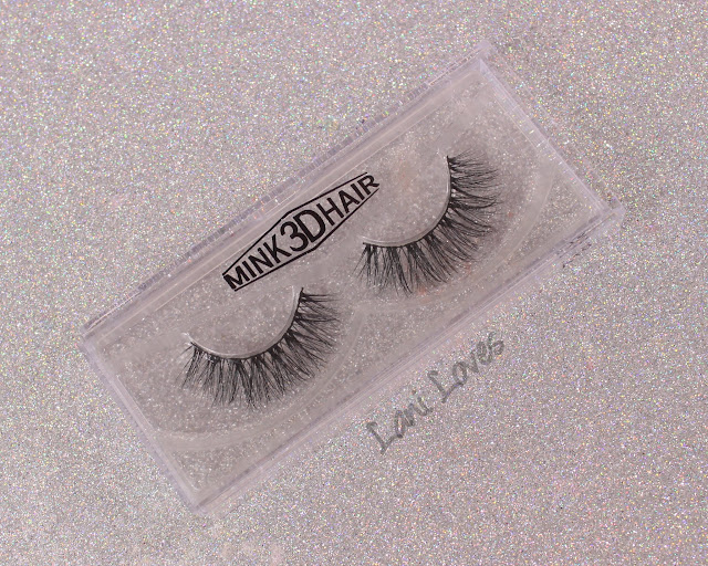 Ebay Mink 3D Hair False Eyelashes Review