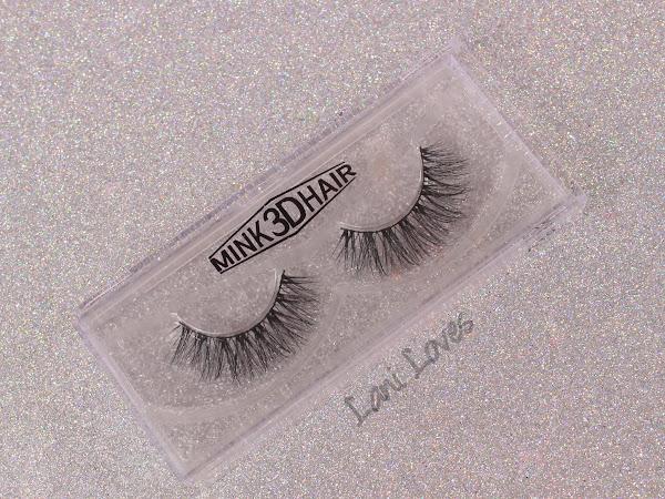 Ebay Mink 3D Hair False Eyelashes Review