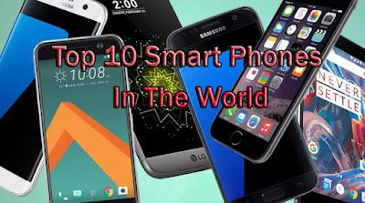 Top Ten New Upcoming World Wide Smart Phones