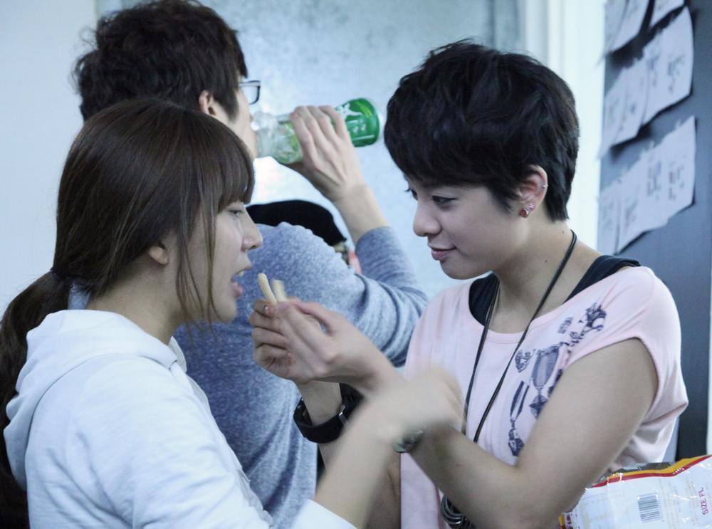 [Photos] Amber & Sulli with SHINee's Jonghyun, Key & Minho ...