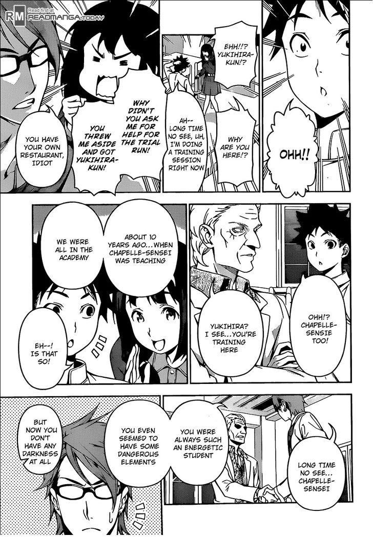 Shokugeki no Soma - Chapter 129